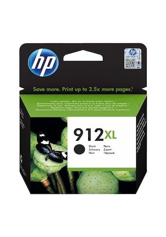 HP Tintenpatrone HP 912 XL schwarz »3YL84AE« kaufen