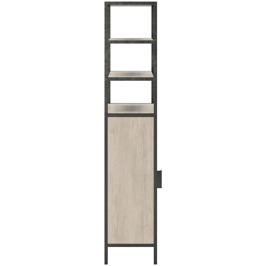 PLAYBOY Hochschrank »JULIE«, Breite: 37 cm
