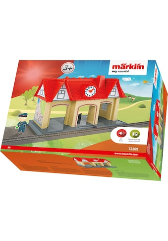 Märklin Modelleisenbahn-Gebäude »Märklin my world - Soundbahnhof - 72209« kaufen