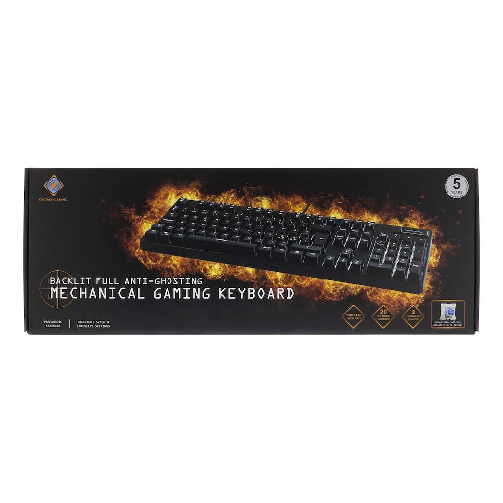DELTACO Gaming Keyboard