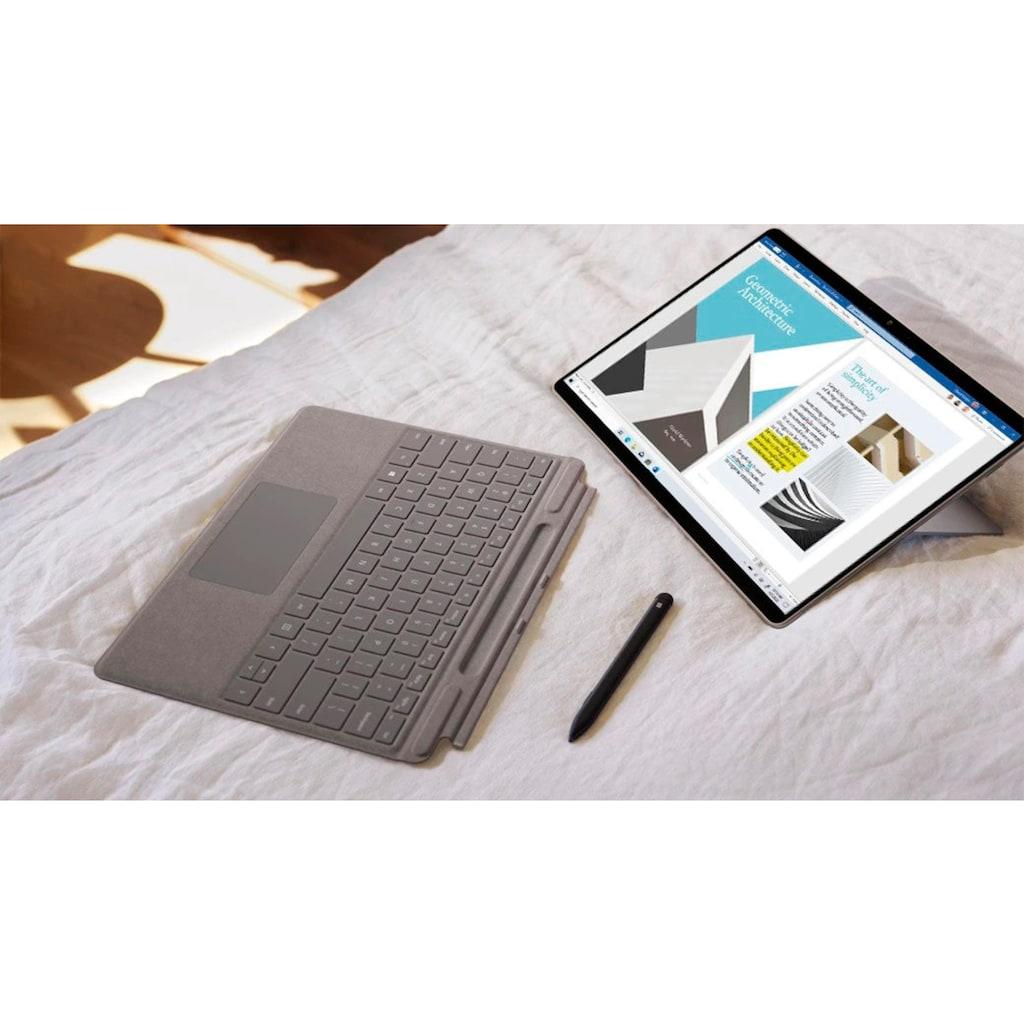 Microsoft Convertible Notebook »Surface Pro X 13 - 512/16GB Platin«, (512 GB SSD)