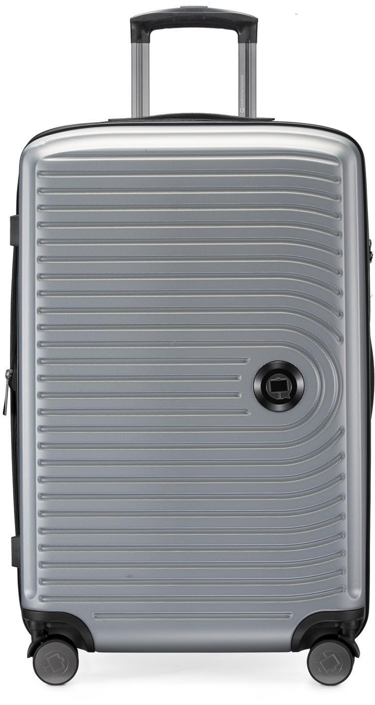 Hauptstadtkoffer Hartschalen-Trolley Mitte, silberfarben, 68 cm, 4 Rollen | Taschen > Koffer & Trolleys > Trolleys | hauptstadtkoffer