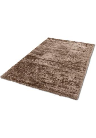 Hochflor - Teppich, »Heaven«, SCHÖNER WOHNEN - Kollektion, rechteckig, Höhe 50 mm, maschinell gewebt kaufen