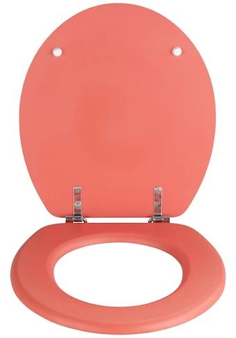 WENKO WC - Sitz, »Prima Hellblau matt«, (1 - tlg.) kaufen