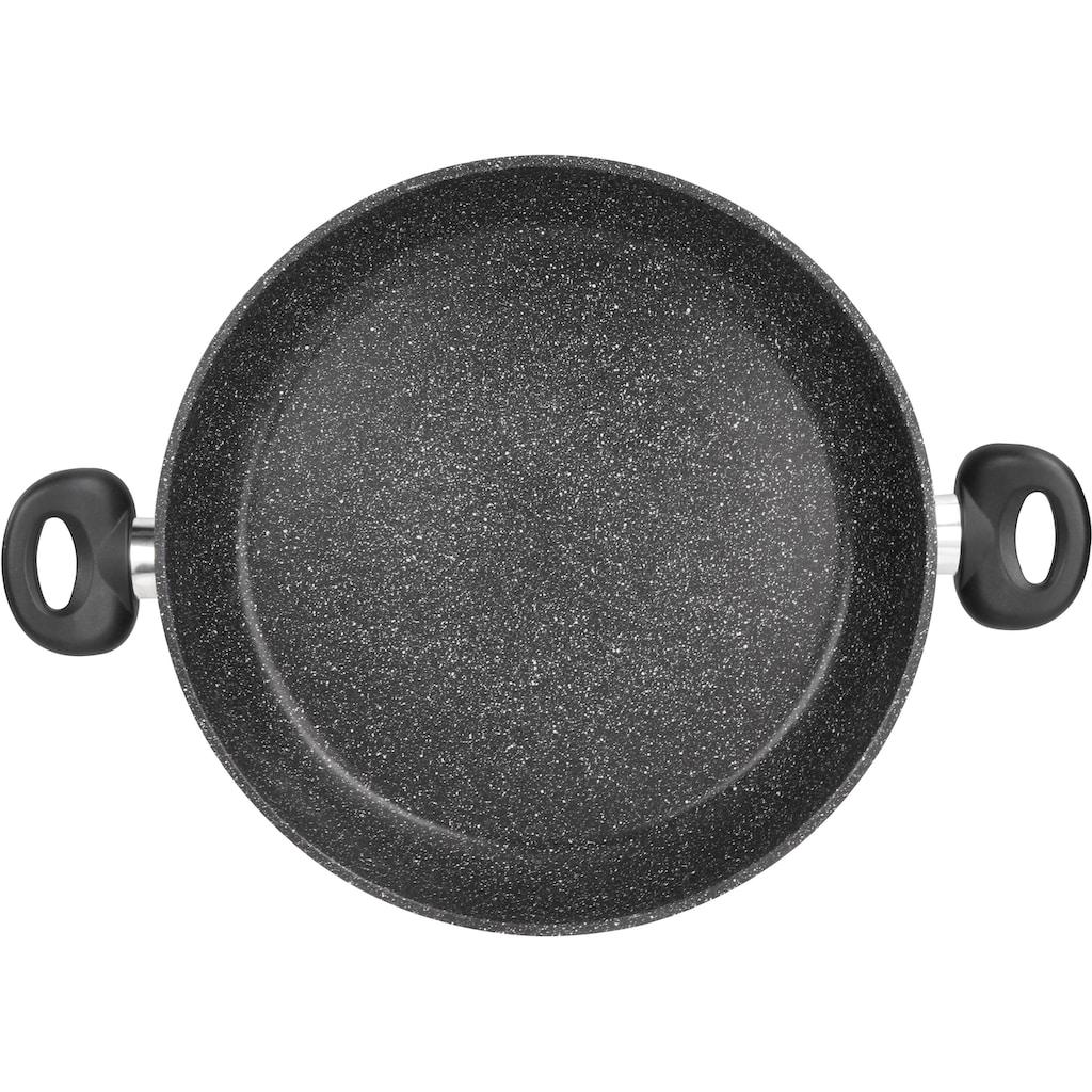 STONELINE Servierpfanne, Aluminiumguss, (1 tlg.), Induktion