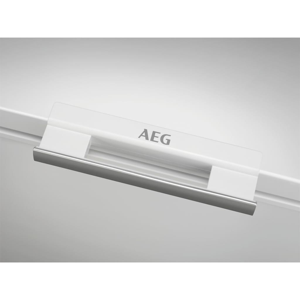 AEG Gefriertruhe »AHB531E1LW«