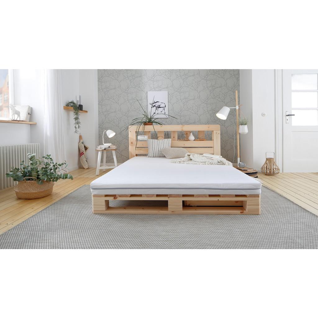 Älgdröm Komfortschaummatratze »Fjord«, (1 St.), Damit du erholt und ausgeschlafen erwachst
