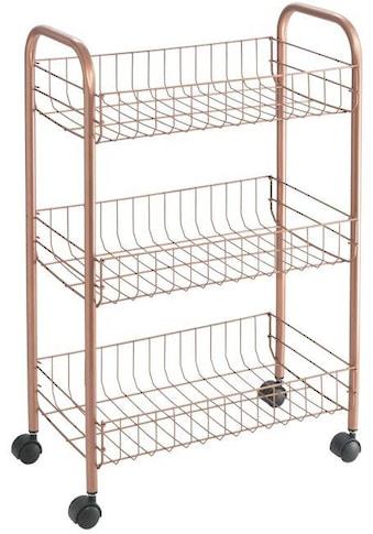 Metaltex Rollwagen »Lugano« kaufen