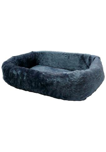 SILVIO design Tierbett »de Luxe 55«, BxLxH: 55x35x15 cm, blau kaufen