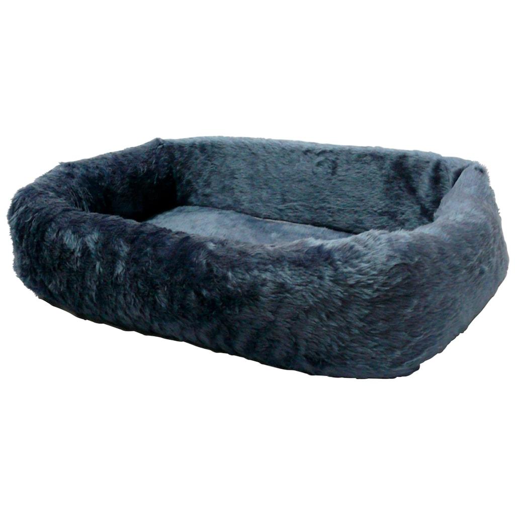 SILVIO design Tierbett »de Luxe 55«, BxLxH: 55x35x15 cm, blau