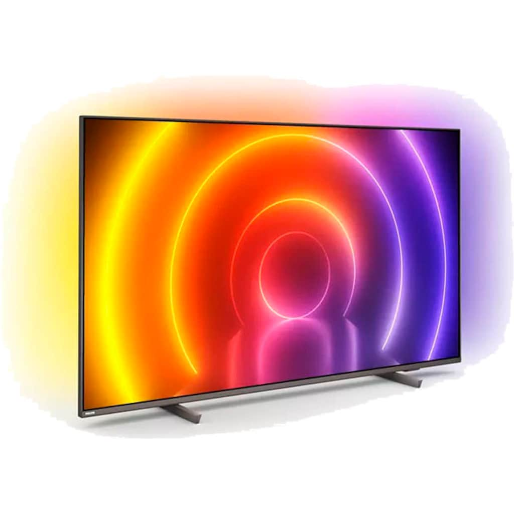 """Philips LED-Fernseher »65PUS8106/12«, 164 cm/65 """", 4K Ultra HD, Android TV-Smart-TV"""