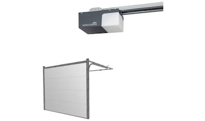 SCHELLENBERG Garagentor, (Set, inkl. Garagentorantrieb), BxH: 250x212,5 cm kaufen