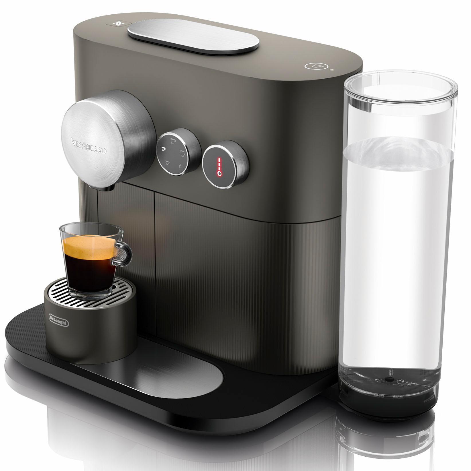 Nespresso Kapselmaschine NESPRESSO Expert EN350.G | Küche und Esszimmer > Kaffee und Tee > Espressomaschinen | Nespresso