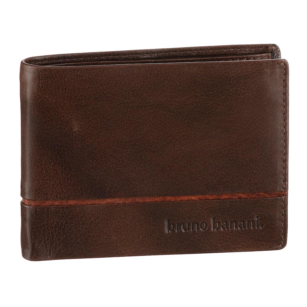 Bruno Banani Geldbörse, mit schöner Logo Prägung