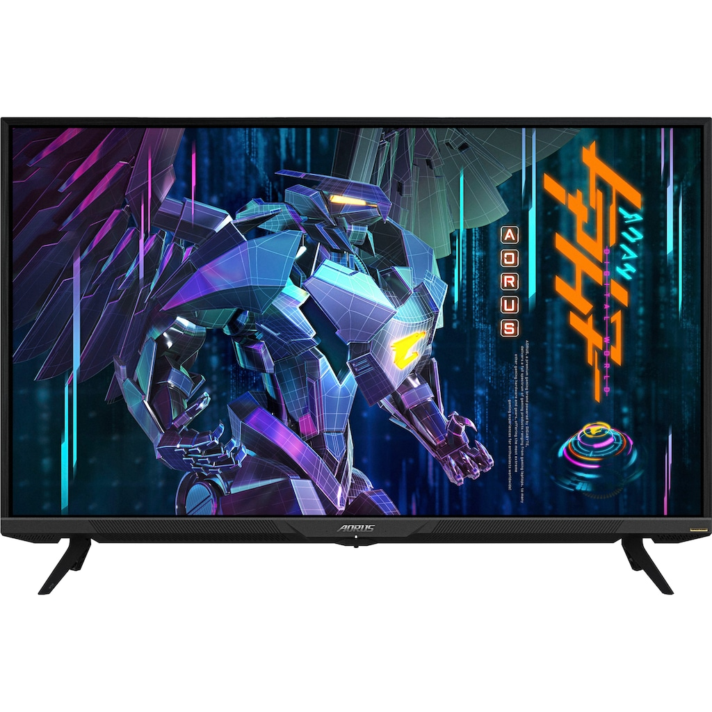 "Gigabyte Gaming-Monitor »AORUS FV43U«, 108 cm/43 "", 3840 x 2160 px, 4K Ultra HD, 1 ms Reaktionszeit, 144 Hz"