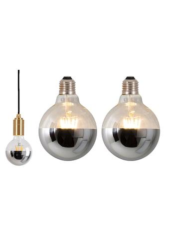 näve »Metall« LED - Leuchtmittel, E27, Warmweiß kaufen