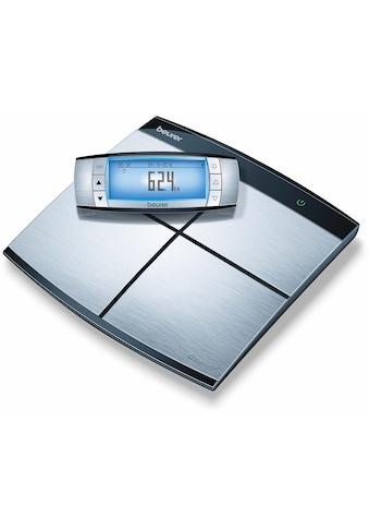 BEURER Körper-Analyse-Waage »BF 105 Body Complete«, Innovative Vernetzung zwischen PC, Smartphone und Waage kaufen
