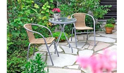 MERXX Gartenmöbelset »Alassio« kaufen