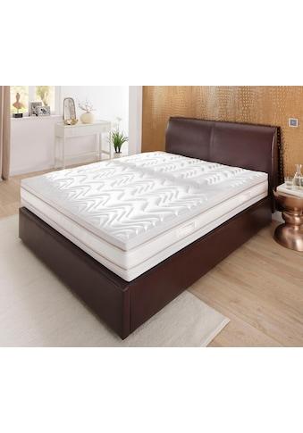 Schlaf-Gut Kaltschaummatratze »Medisan DeLuxe KS«, (1 St.), Getestete Qualität - natürlich wirksam gegen Milben! kaufen