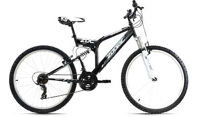 KS Cycling Mountainbike »Zodiac«, 21 Gang Shimano Tourney Schaltwerk, Kettenschaltung kaufen