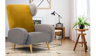 Home affaire Sessel »Gox«, in außergewöhnlicher stylischer Optik kaufen