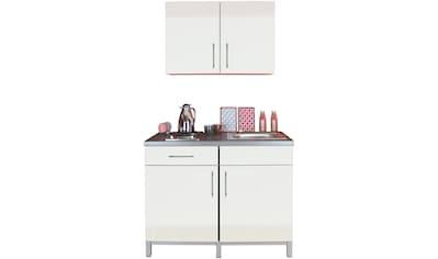 Menke Küchen Küchenzeile »Rack - Time Single 120« kaufen