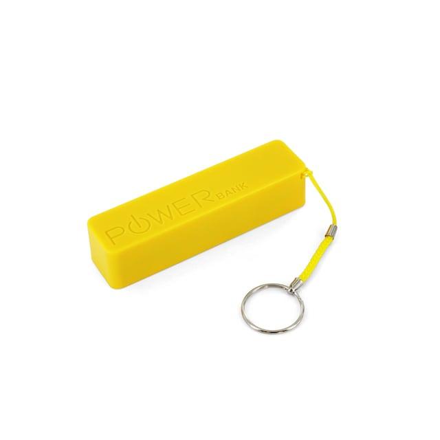 XLAYER Zusatzakku »Powerbank Colour Line Yellow 2600mAh Smartphones/T«