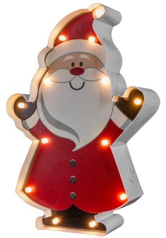 MARQUEE LIGHTS LED Dekolicht »Weihnachtsmann«, 1 St., Warmweiß, Wandlampe, Tischlampe... kaufen