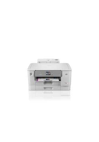 Brother »Tintenstrahldrucker mit PCL6 und PostScript 3« Tintenstrahldrucker (LAN (Ethernet),WLAN (Wi - Fi)) kaufen