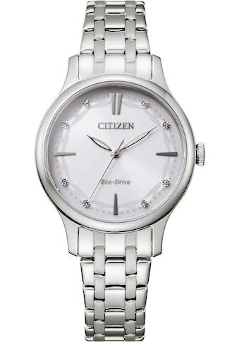 Citizen Solaruhr »EM0890-85A« kaufen