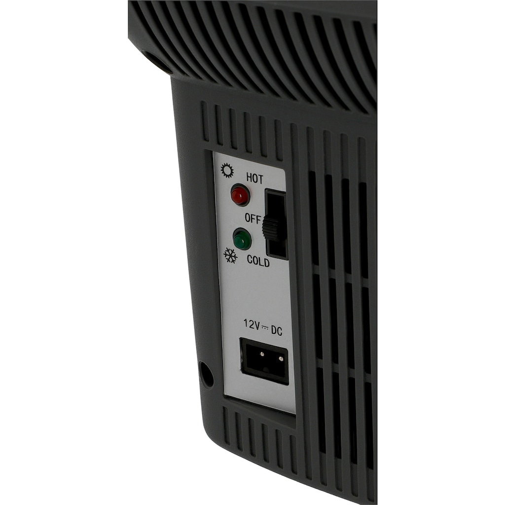 AEG Kühlbox »Bordbar BK6«, Thermoelektrische Kühl- / Warmhaltebox – keine Kühlakkus erforderlich
