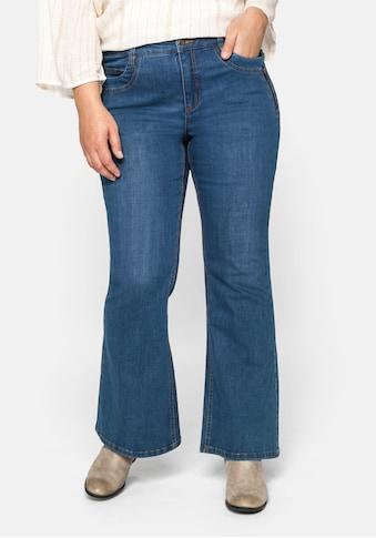 Sheego Stretch-Jeans, aus nachhaltiger Baumwollmischung kaufen