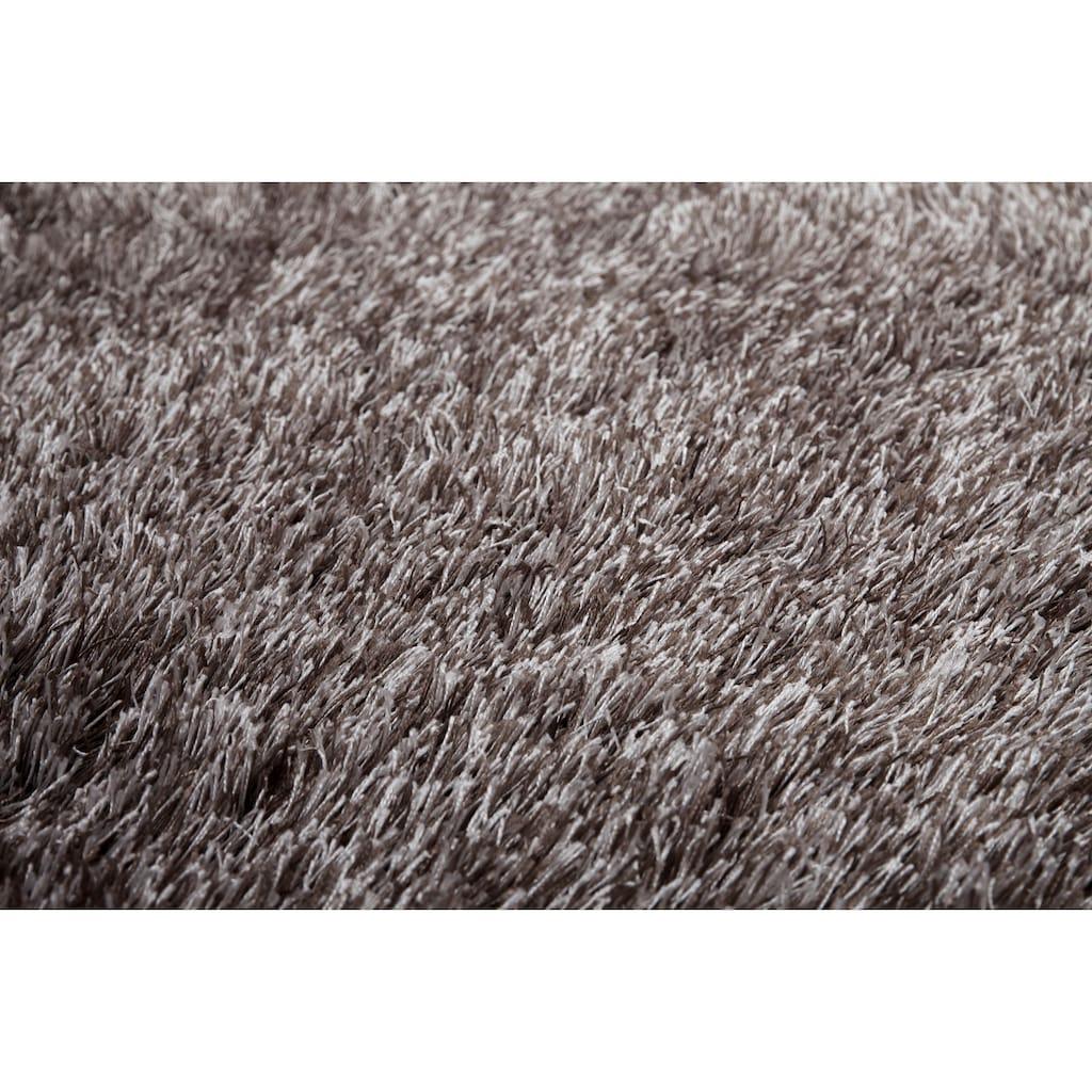 Kayoom Hochflor-Teppich »Diamond 700«, rechteckig, 45 mm Höhe, Besonders weich durch Microfaser