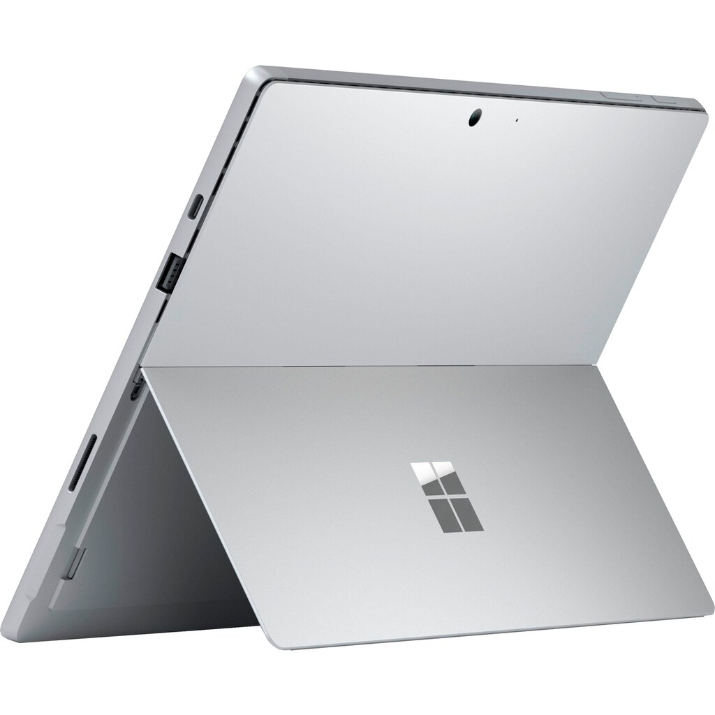 Microsoft Convertible Notebook »Set: Surface Pro7 + Cover(P)«, ( 512 GB SSD)