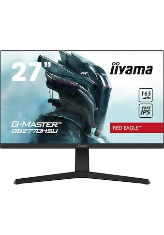 """Iiyama Gaming-Monitor »G-MASTER GB2770HSU-B1«, 69 cm/27 """", 1920 x 1080 px, Full HD,... kaufen"""
