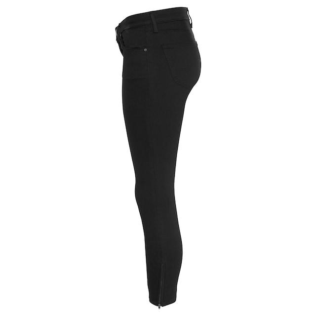 Lee® Skinny-fit-Jeans »Scarlett cropped«