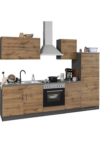 HELD MÖBEL Küchenzeile »Colmar«, ohne E-Geräte, Breite 270 cm kaufen