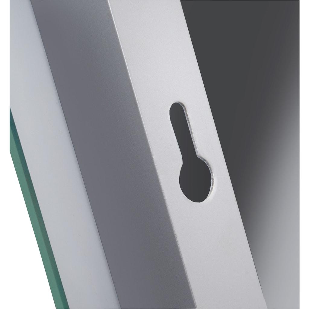 welltime LED-Lichtspiegel »Miami«, BxH: 60 x 80 cm