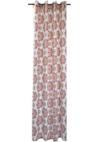 """COZZ Vorhang »Dania«, HxB: 245x140, Ösenvorhang """"Dania"""" kaufen"""