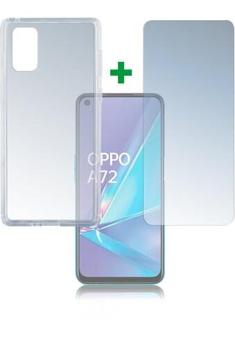 4smarts Handyhülle »360° Protection Set für Oppo A72« kaufen