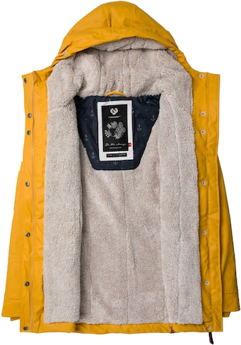 Ragwear Plus Regenjacke »MONADIS RAINY PLUS«, Regenjacke aus wasserabweisendem Material kaufen