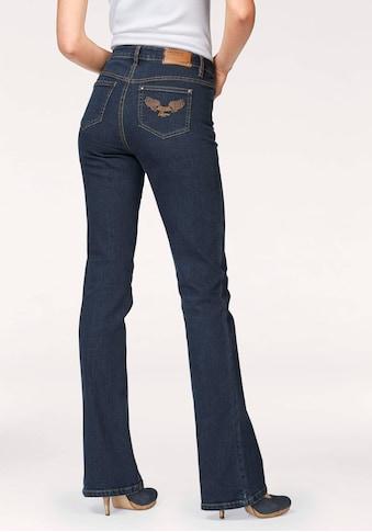 Arizona Bootcut - Jeans »Comfort - Fit« kaufen