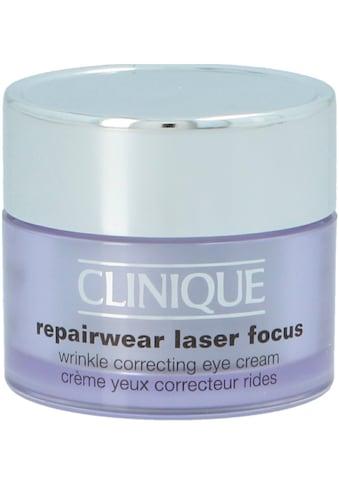 CLINIQUE Anti-Aging-Augencreme »Repairwear Laser Focus« kaufen