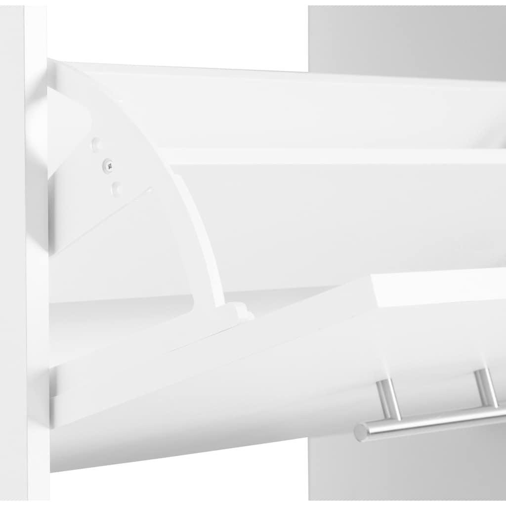 Schildmeyer Schuhschrank, mit Doppelschuhtrommeln