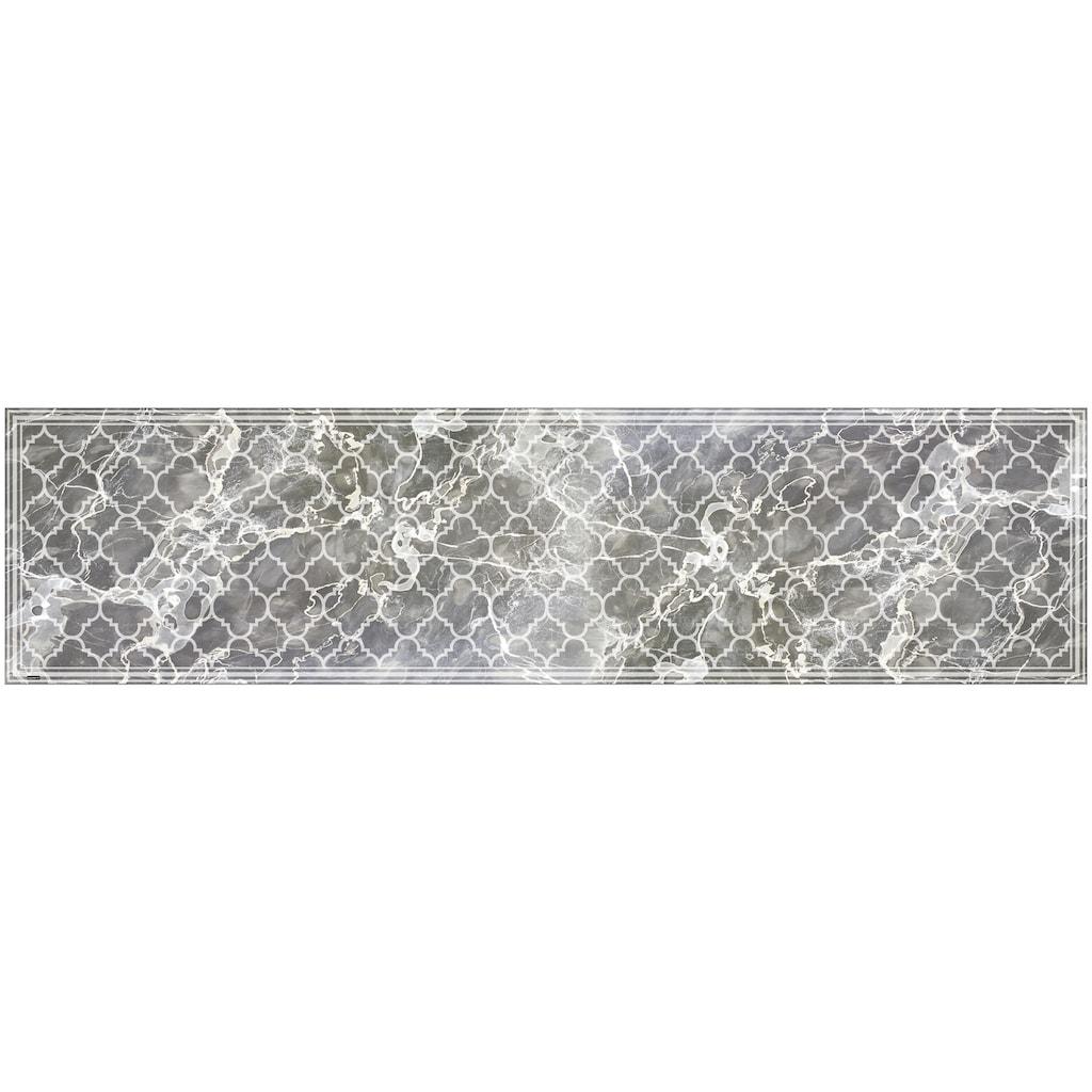 MySpotti Vinylteppich »Buddy Richard«, rechteckig, 0,03 mm Höhe, statisch haftend