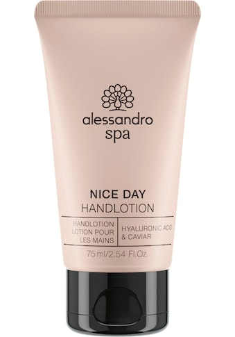 alessandro international Handcreme »SPA NICE DAY« kaufen