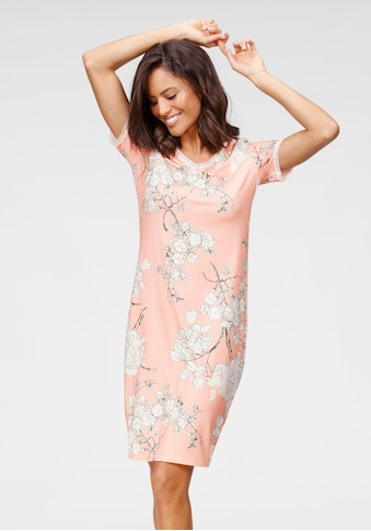 Cybèle Nachthemd, allover geblümt kaufen