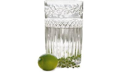 Longdrinkglas, (Set, 6 tlg.), Recycling-Glas kaufen