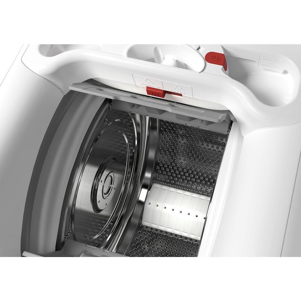 AEG Waschmaschine Toplader »L6TB61370«, L6TB61370, ProSense - Mengenautomatik