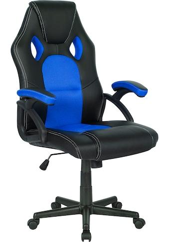 SalesFever Gaming Chair, drehbar, kippar, höhenverstellbar kaufen